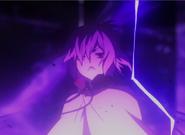 Child Yamato summons Cerberus