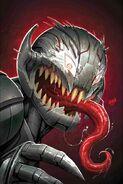 Champions Vol 2 12 Venomized Ultron Variant Textless