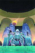 Thor God of Thunder Vol 1 4 Textless