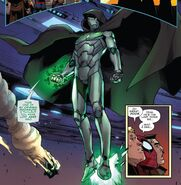 Victor von Doom (Earth-616) from Peter Parker The Spectacular Spider-Man Vol 1 300 001