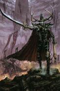 Warhammer Malekith Art Battle