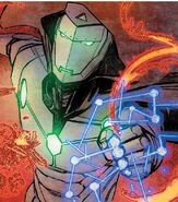 Victor von Doom (Earth-616) from Infamous Iron Man Vol 1 12 001