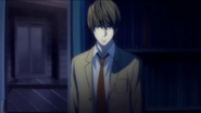 Light Yagami first episode