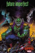 Future Imperfect Vol 1 1 Keown Variant Textless