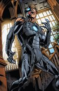 Ultron (Earth-616) and Henry Pym (Earth-616) from Captain America Sam Wilson Vol 1 23 001