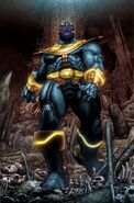 Thanos (Earth-616) from Thanos Rising Vol 1 1 001