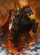 Archaón por Alexandru Sabo