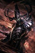 Warhammer Malekith Art