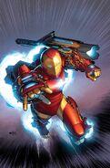 Invincible Iron Man Vol 3 2 Textless