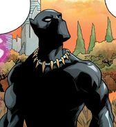 T'Challa (Earth-92131) from X-Men '92 Vol 2 10 001