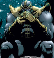 Thanos (Earth-616) from Thanos Vol 1 1 0002