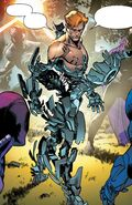 Ultron (Earth-616) and Henry Pym (Earth-616) from Uncanny Avengers Vol 3 9 002