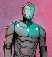 Victor von Doom (Earth-616) from Infamous Iron Man Vol 1 10 003