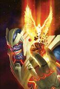 Thanos Vol 2 14 Phoenix Variant Textless