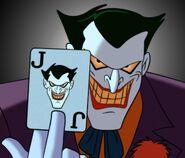 Joker Animated Card