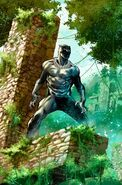 Black Panther Vol 1 170 Young Guns Variant Textless