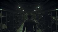 Biohazard Vendetta teaser trailer - Leon Scott Kennedy in morgue