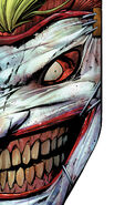 Batman Vol 2 13 Textless Joker Die-Cut