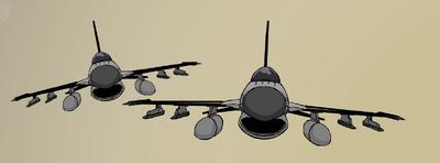 Bomber Jets