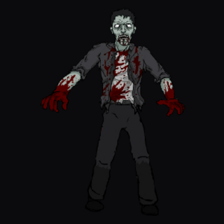 Normal Male Zombie