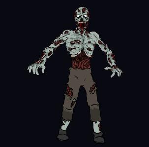 Hard Zombie