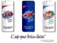 Keep brain clean
