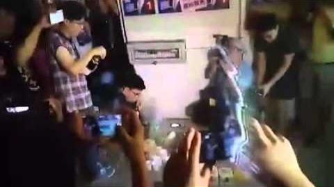 【區議會選舉2015】鍾樹根落選慶祝會之小鳳姐足本版