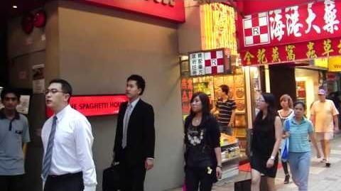 香港店家殴打及辱骂大陆游客实录