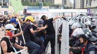 深圳亮剑!1.2万警力举行大规模防暴演习 小央视频
