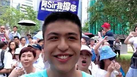 Backup【撐警大行動】香港一眾老前輩大讚馬車生子當如劉馬車!而家香港9成嘅都係廢青,個腦裝哂屎!🤣