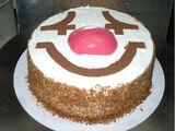 高登表情蛋糕