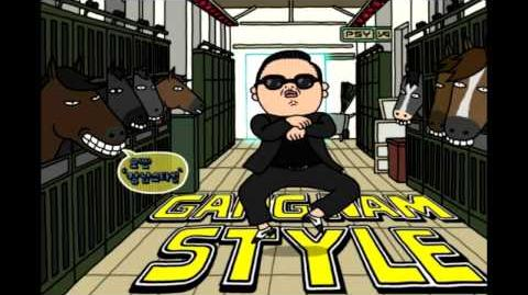 Gangnam Style 10 Minutes