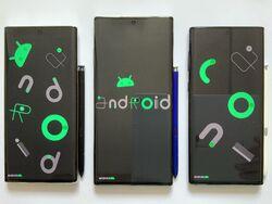 Android Phone (dark mode)