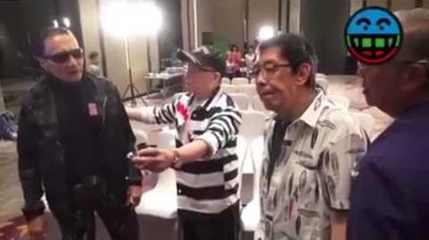 謝賢怒摑曾江粗口完整版+訪問