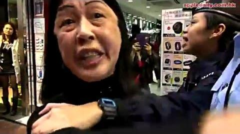 撐警遊行爆內訌 至少4人斥李偲嫣騙財「女神.棍」