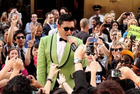 Gangnam psy today