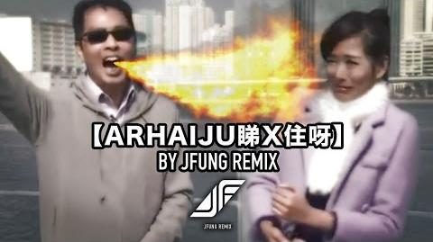 【 ARHAIJU睇X住呀 - JFung Remix 】Official MV