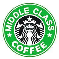 Middle class coffee