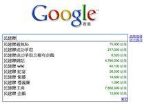 Shame on dab google search