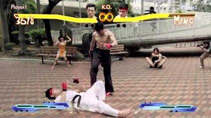 真人版﹣鐵拳快打 Street Fighter Vs Tekken-0