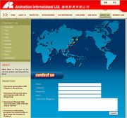AIL - Contact page
