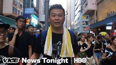 Hong Kong Won't Back Down (HBO)