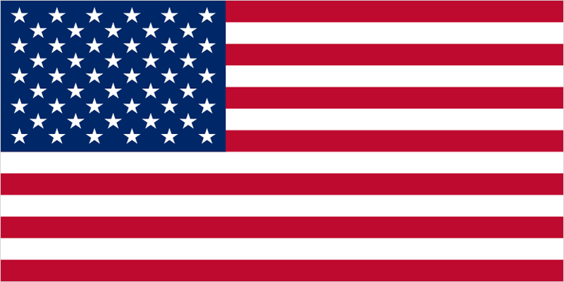 美國國旗-gogoenglish英語遊學網