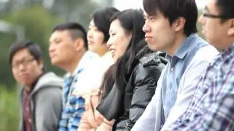 何俊仁參選特首宣傳片1「那些年,我們一起的天與地」part 1