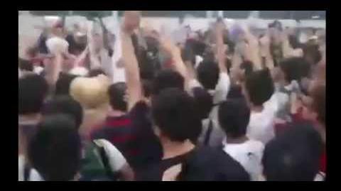 香港動漫電玩節2014 大反神抄之塔