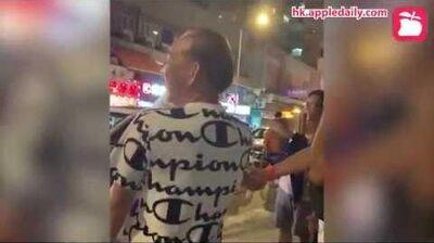 【無警時分】肥媽爆喊要求林鄭出來解決 高呼唔想移民