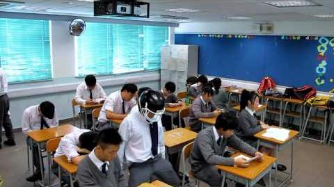 Harlem Shake In Classroom (哈林搖)