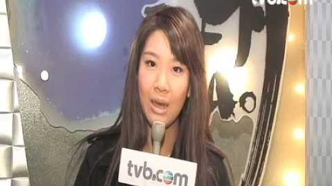 TVB 畢打自己人 欣宜回應網友意見 (TVB Channel)