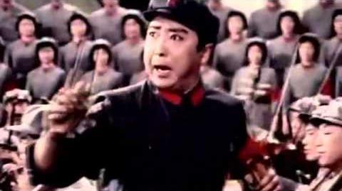 紅軍版 - GANGNAM STYLE ( 江南 Style )