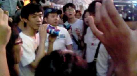 二零一零年七月廿五日廣州萬人撐廣州話,CCTVB臭名遠播及廣東人排外心態